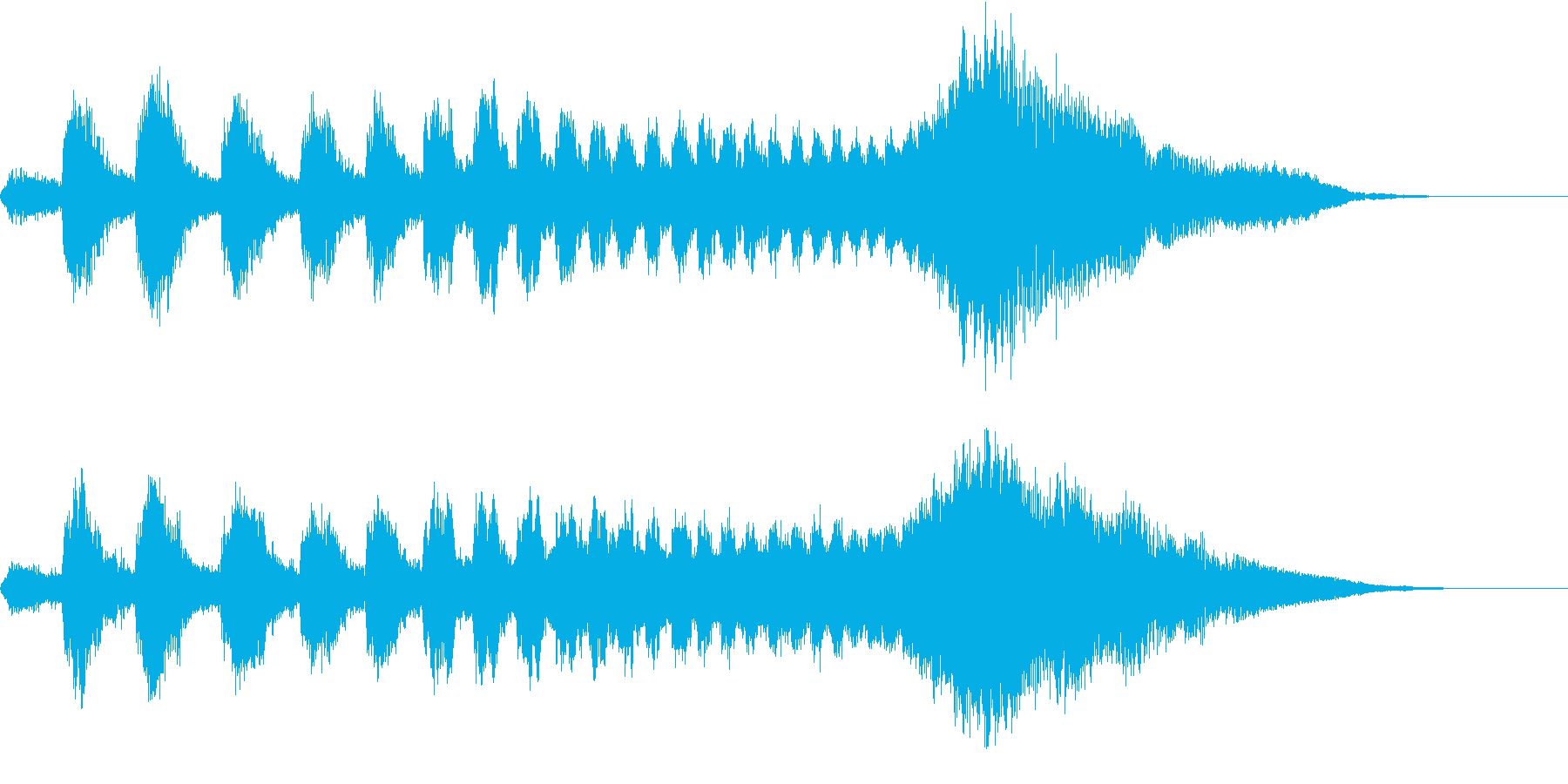 CINEMATIC RISER_07の再生済みの波形