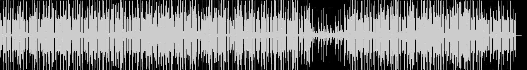 アダルトなムードのアシッドジャズの未再生の波形