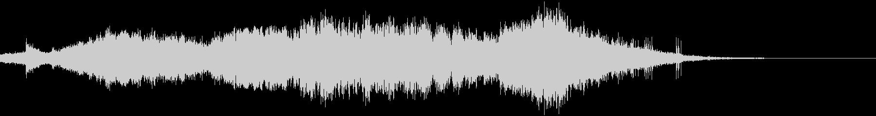 【SFX】グリッチSE_09 エラーの未再生の波形