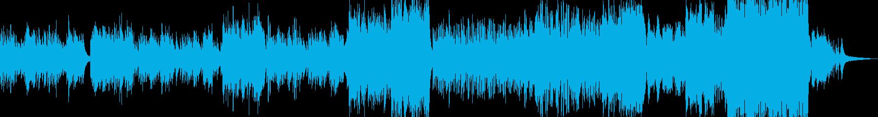 姫チックなワルツ・ストーリー的な展開 Dの再生済みの波形