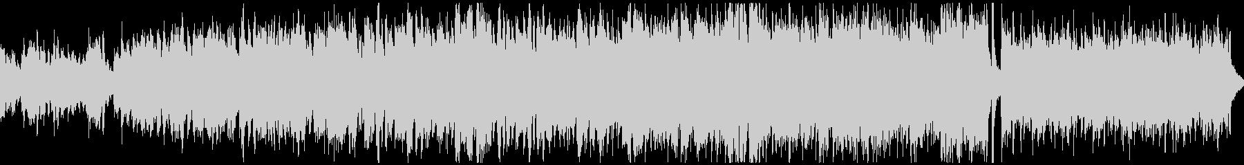 疾走感のあるケルト曲(ループ)の未再生の波形