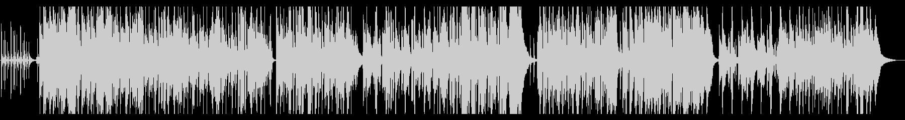 ノラジョーンズ風なダークなラブバラードの未再生の波形
