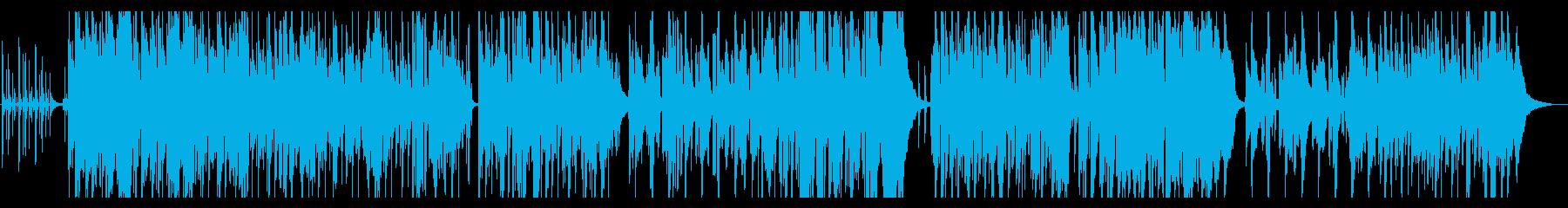ノラジョーンズ風なダークなラブバラードの再生済みの波形