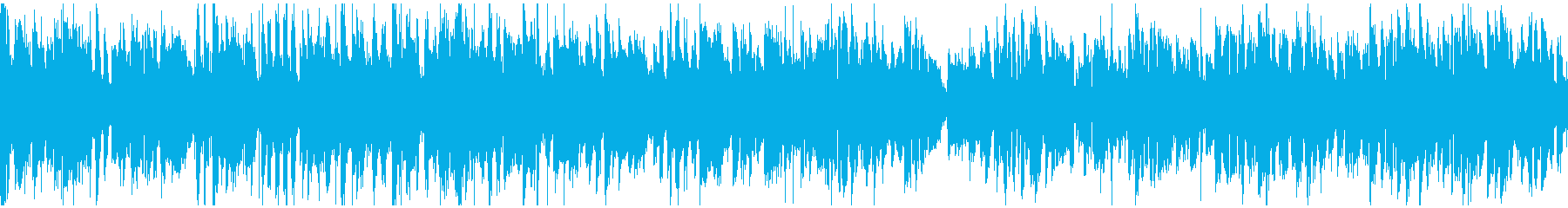 バーゲンセール中!っぽい雰囲気※ループ版の再生済みの波形