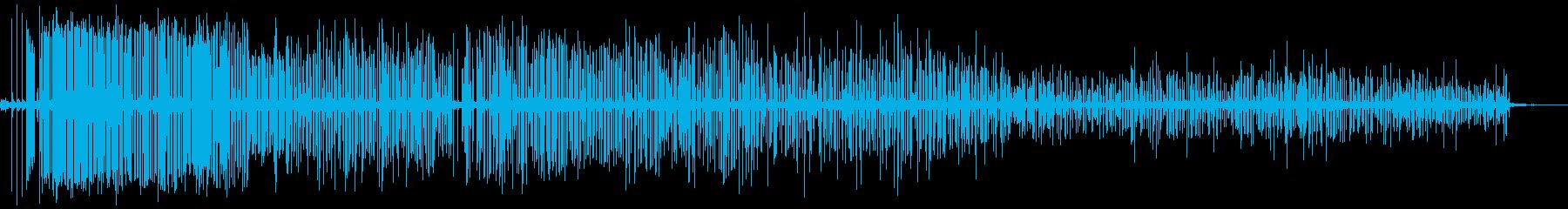 ミグ溶接機は激しいスナップ、クラッ...の再生済みの波形