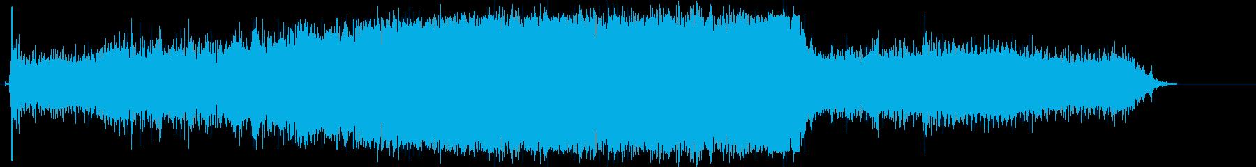 ピータービルトセミトラック:スター...の再生済みの波形