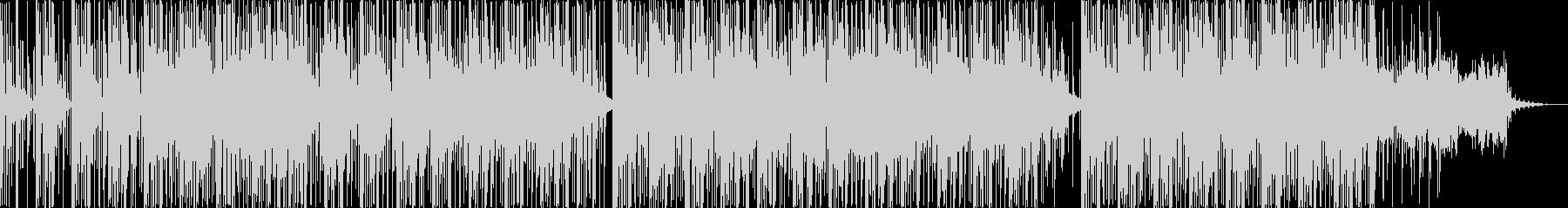 エレクトロニック 技術的な 繰り返...の未再生の波形