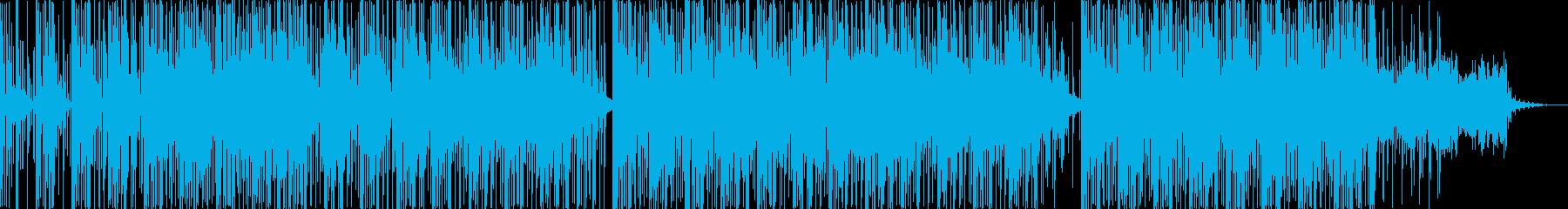 エレクトロニック 技術的な 繰り返...の再生済みの波形
