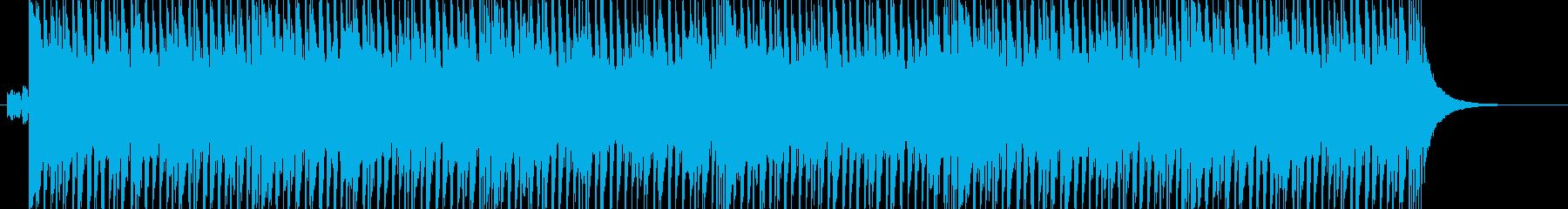 Happy Ukulele 5の再生済みの波形