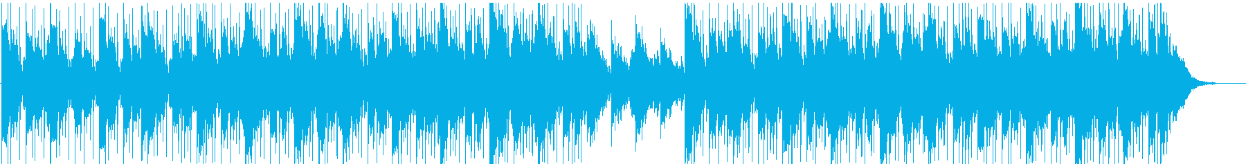 New Age BGM's reproduced waveform