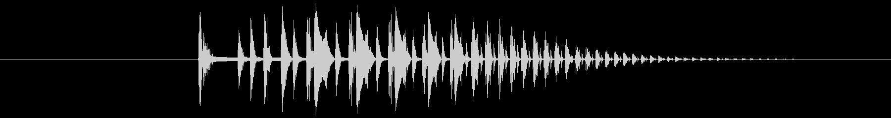 スワイプ_200702の未再生の波形