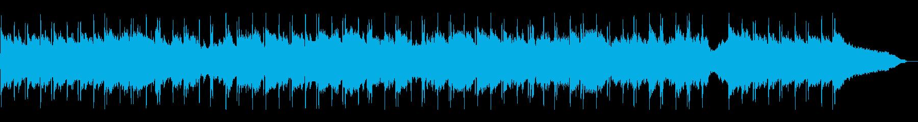 バイオリン旋律の優雅で染みるインスト曲の再生済みの波形