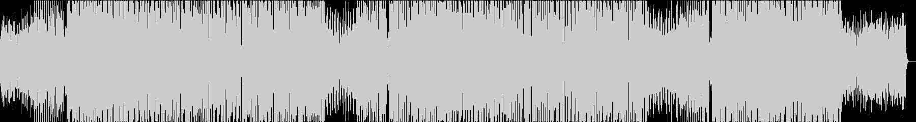 和風・ボサノバ・美しいメロディの未再生の波形