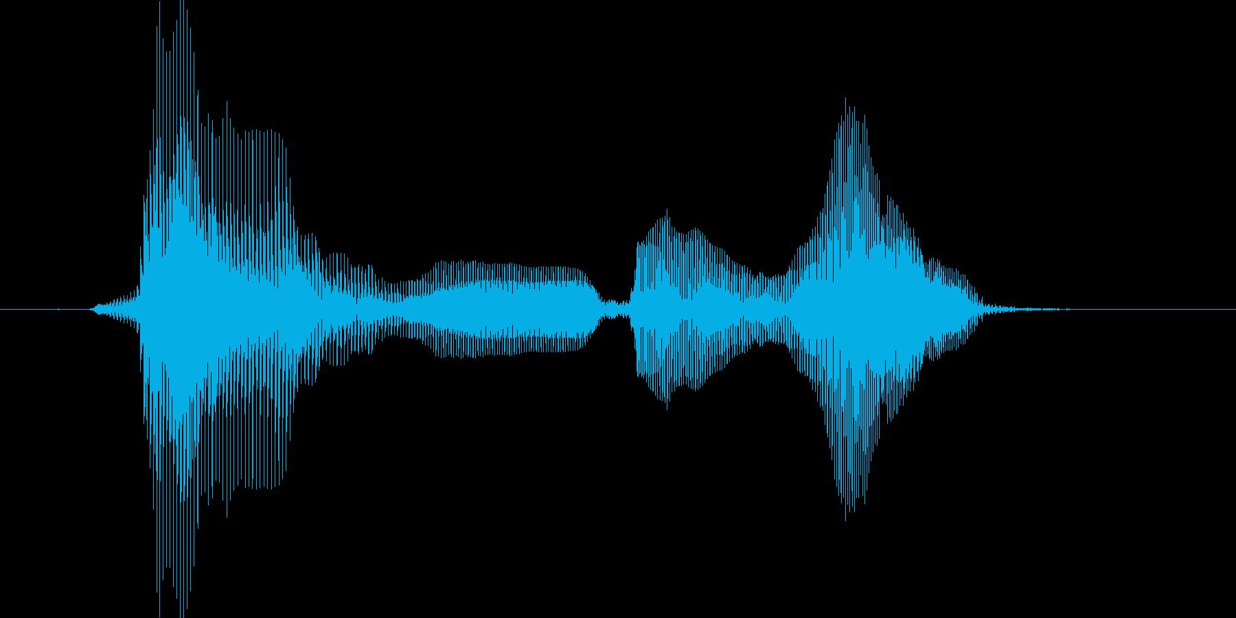 ラウンドワンの再生済みの波形