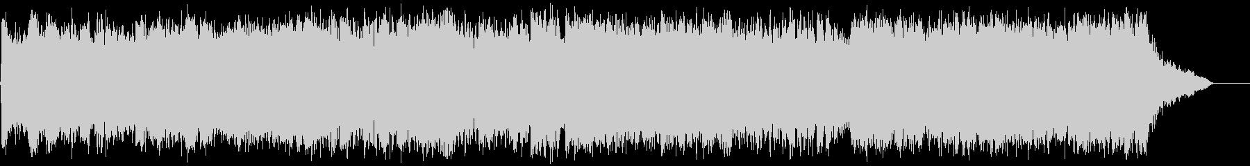 ダークファンタジーオーケストラ戦闘曲71の未再生の波形
