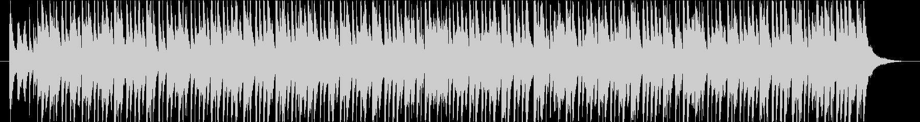 管楽器をメインとした軽快な可愛いPOPSの未再生の波形