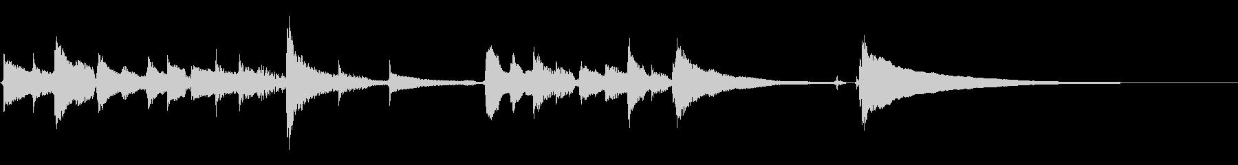 ★アコギ28/感動、生音、20秒の未再生の波形