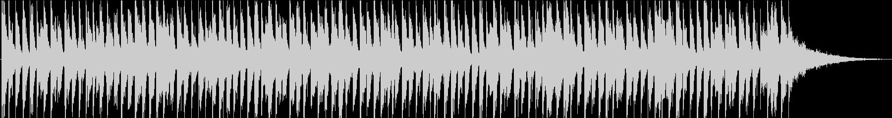 クールなロードとピアノのパートが入...の未再生の波形