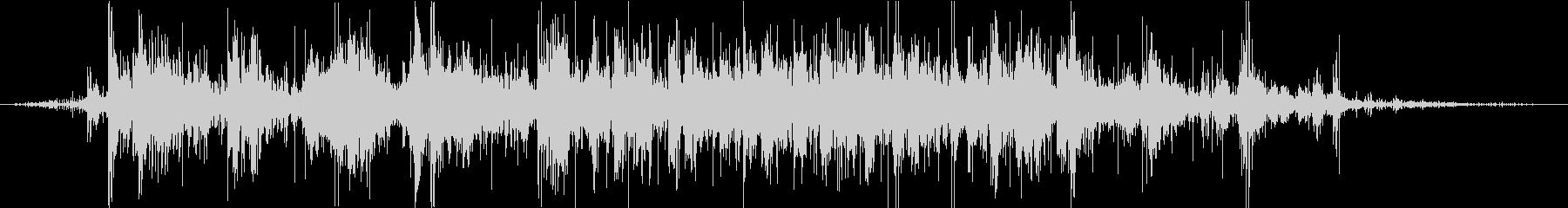アイスゴーレム 中圧02の未再生の波形