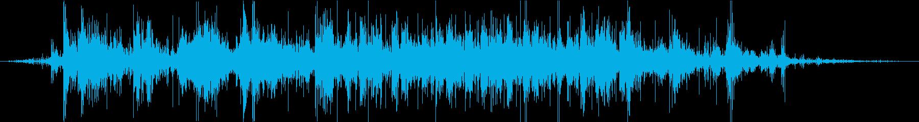 アイスゴーレム 中圧02の再生済みの波形