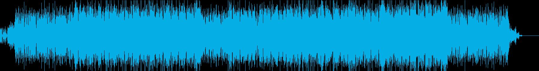 House / Dance Rock's reproduced waveform