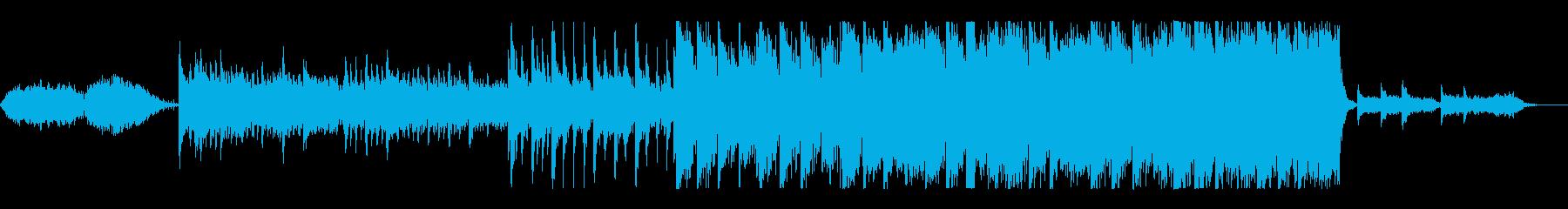宿命の対決の再生済みの波形