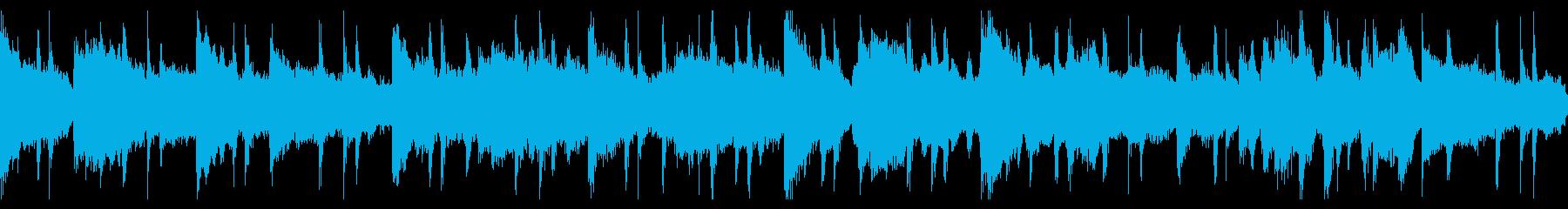 [ループ仕様]元気を貰えるシンセバラードの再生済みの波形