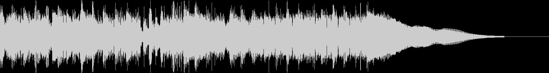 カントリー風ギターイントロ−07Fの未再生の波形