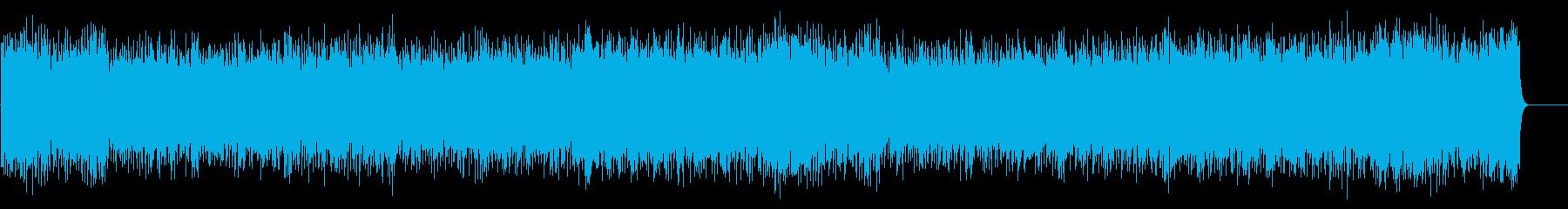 心が弾むOP向けポップス(フルサイズ)の再生済みの波形