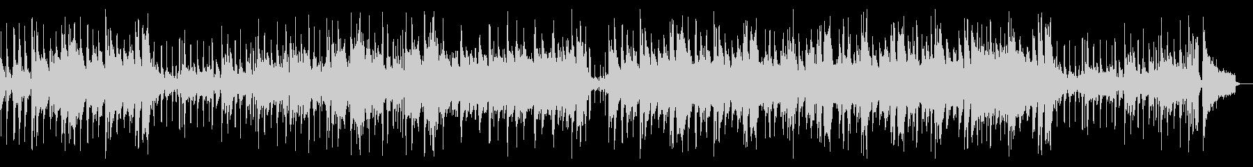 企業VPや映像にJAZZピアノレトロ風の未再生の波形