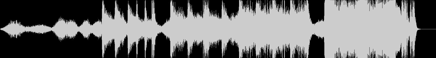 新世紀実験 アンビエントミュージッ...の未再生の波形
