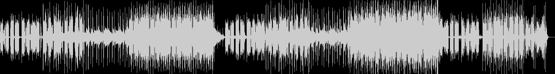ギターピアノメインのクールなHiphopの未再生の波形