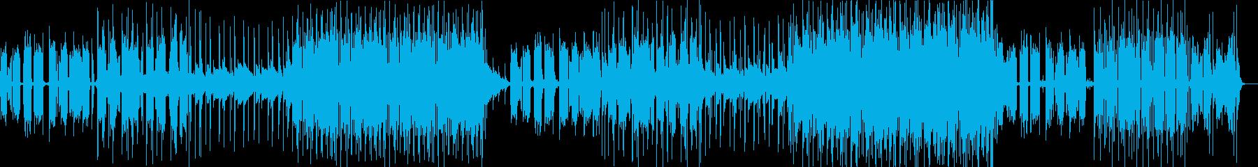 ギターピアノメインのクールなHiphopの再生済みの波形