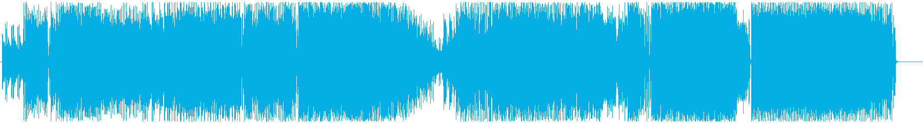 スカート・スカート・スリープの再生済みの波形