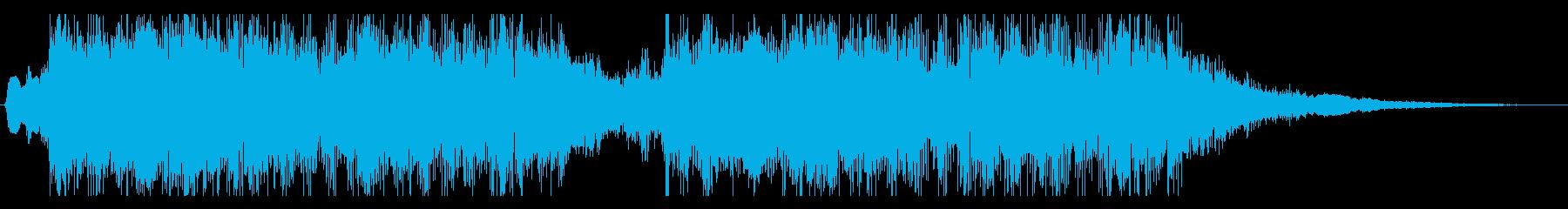 80年代のシンセポップ。遅い催眠大...の再生済みの波形