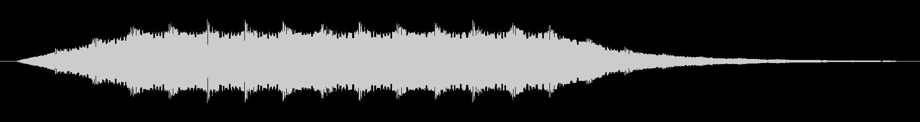 Tone Modulation 8...の未再生の波形