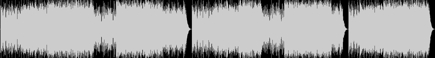 ポップ ロック モダン 交響曲 室...の未再生の波形