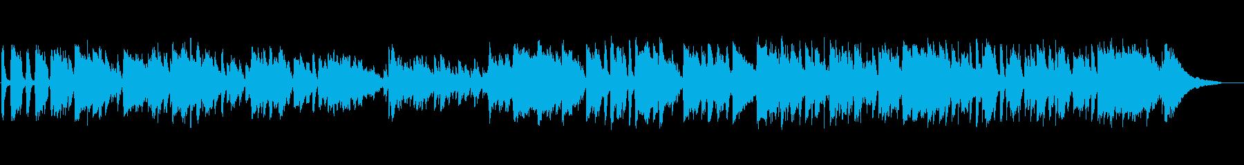 ジャズ 楽しげ バックグラウンド ...の再生済みの波形