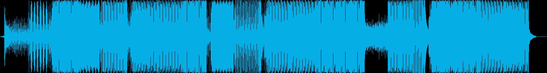 レゲエダンス。の再生済みの波形