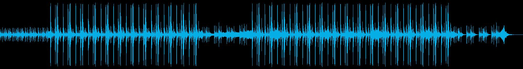 【劇伴】サスペンス・緊迫・推理の再生済みの波形