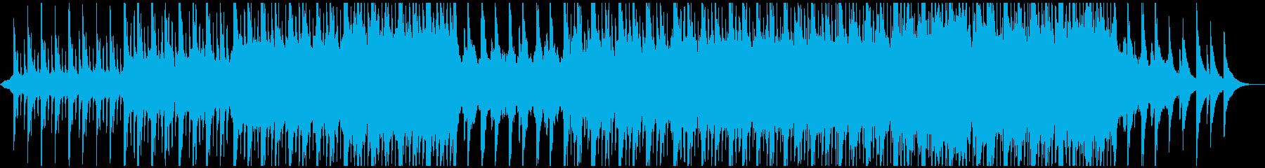 人気のある電子機器 アンビエントミ...の再生済みの波形