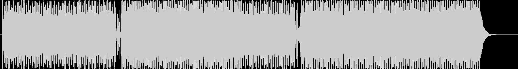 EDM系インストの未再生の波形