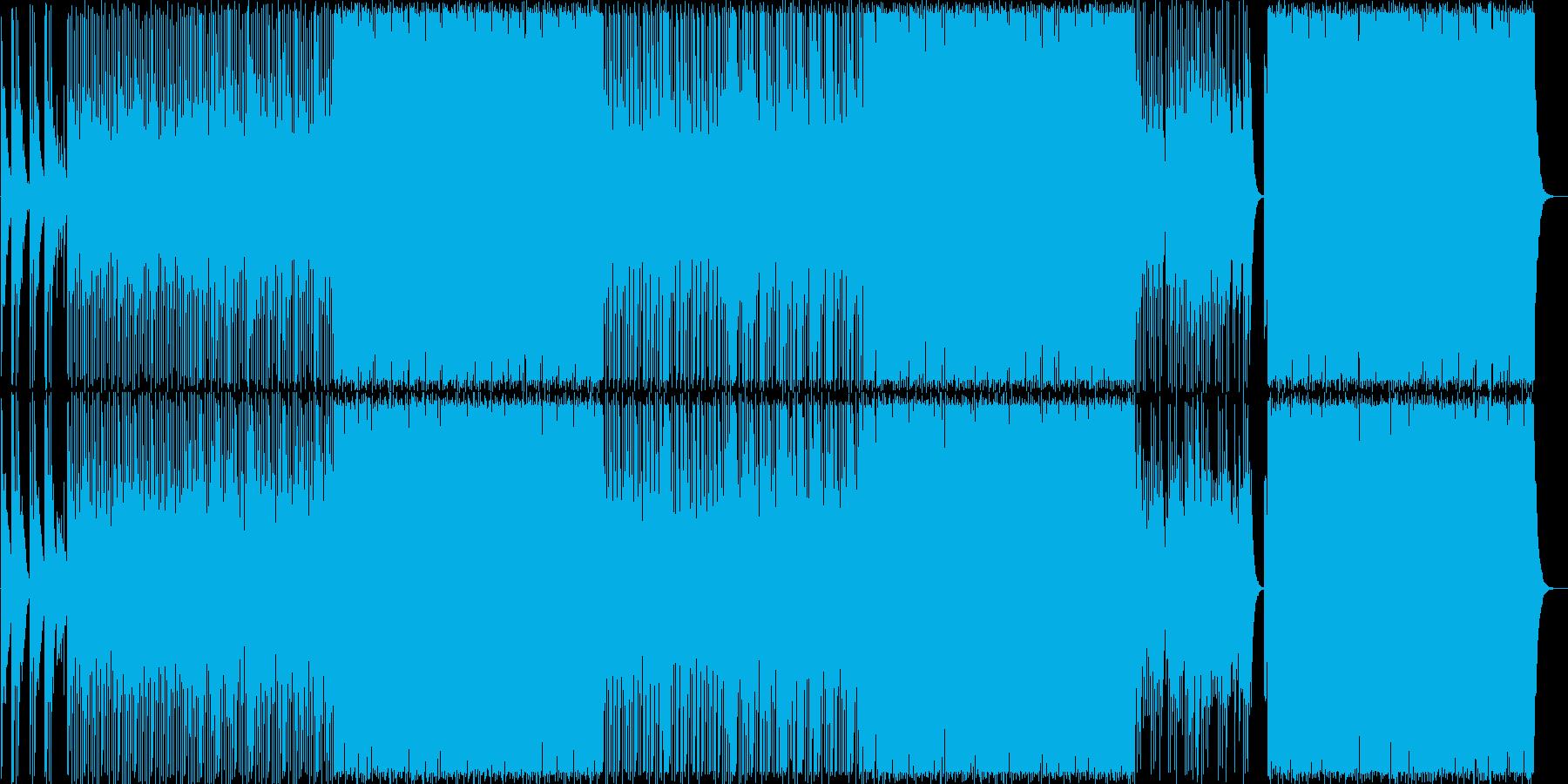和風/和楽器/掛け声(は!/よ!)/A4の再生済みの波形