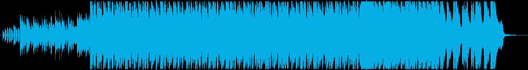 コーナータイトル_スポーツ系30秒の再生済みの波形