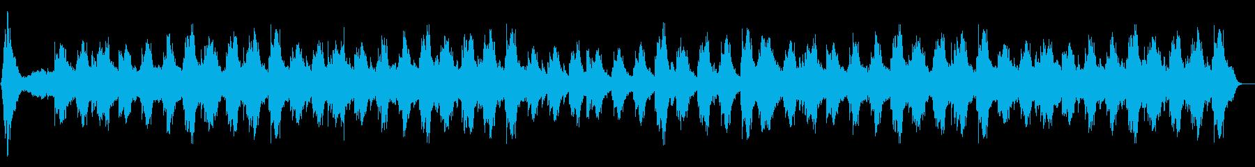 【ゲーム向け】幻想的ストリングスとピアノの再生済みの波形