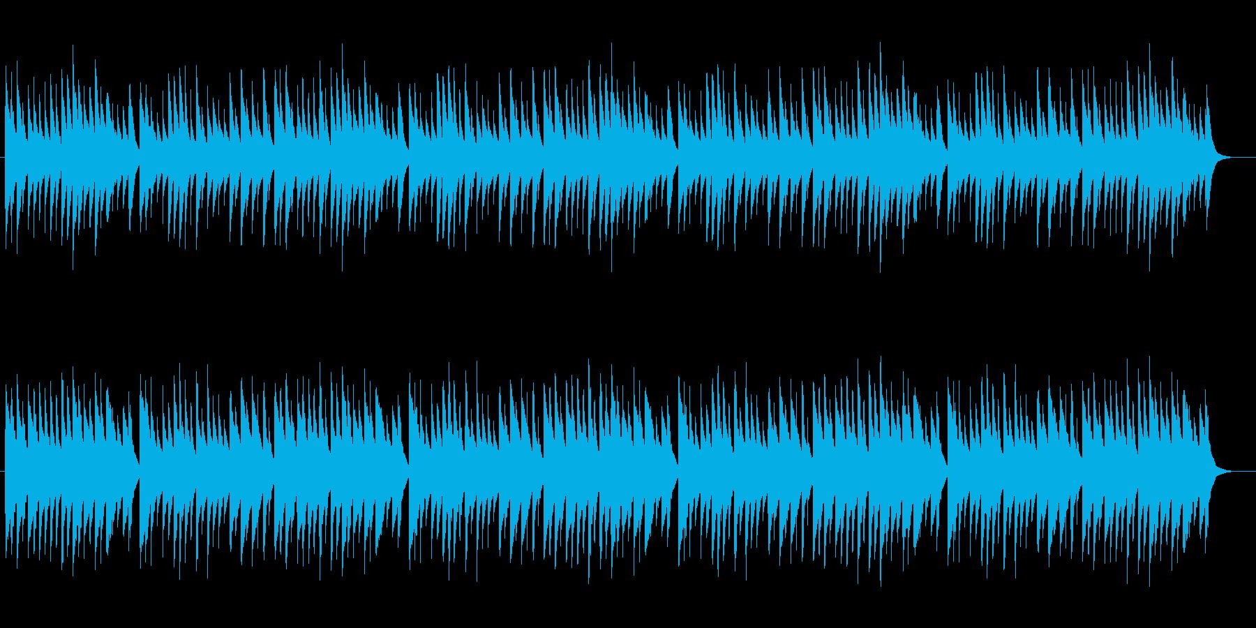 童謡☆赤とんぼ☆オルゴールアレンジの再生済みの波形