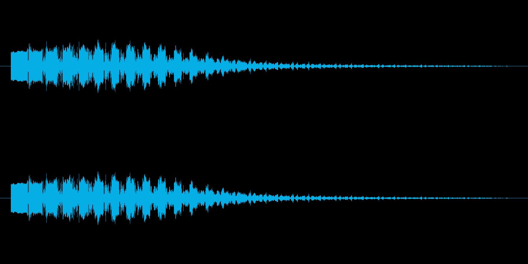 フィクション 実用性 Genera...の再生済みの波形