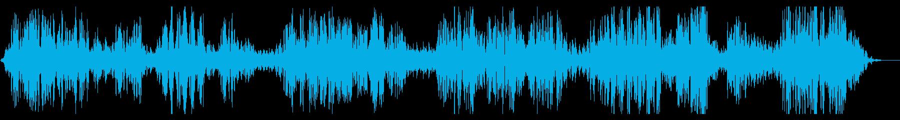 スライムなどが蠢く音タイプB#9の再生済みの波形