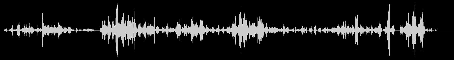 ブラックスウィフトの未再生の波形