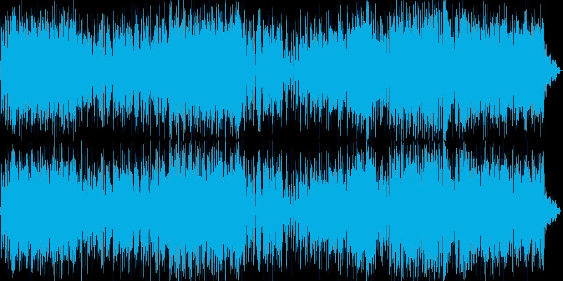 きいろのかいじゅう子供向け番組主題歌の再生済みの波形